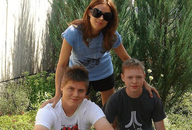 Семья Khatskevicha фотография
