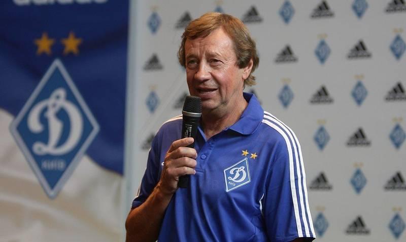 Yuri Semin тренер Динамо Киев фото