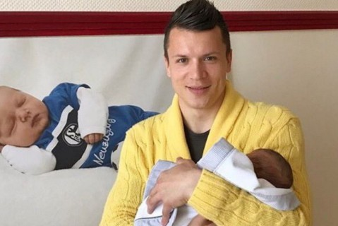 Zhenya с сыном фото