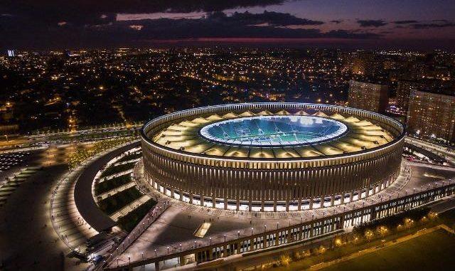 Стадион ФК Краснодар - фото