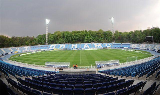 Стадион Динамо имени Лобановского - история на startfootball.info