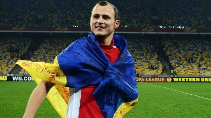 Биография с испанским футболистом динамо