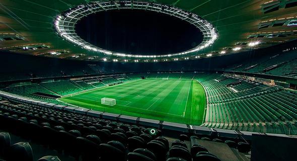 Stadion FK Krasnodar фото внутри