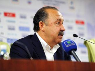 Газзаев Валерий Георгиевич - биография футбольного тренера