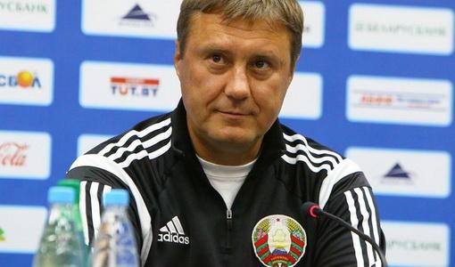 Alexander Khatskevich коучер сборной Белоруссии фото