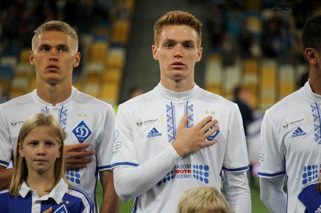 Viktor Cigankov в Dinamo фотография
