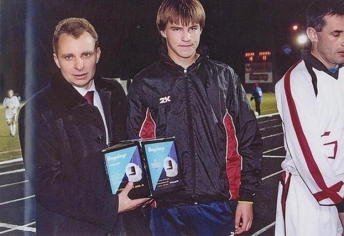 Yarmolenko в Чернигове фотография