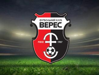 ФК Верес Ровно - история на startfootball.info