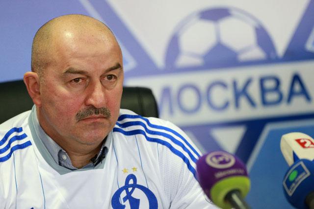 Stanislav Cherchesov в Динамо Москва фото