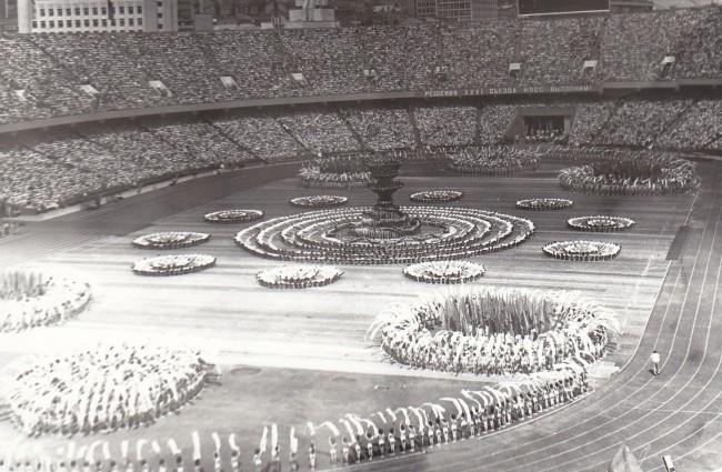 Республиканский стадион или нск олимпийский 1982 год фото