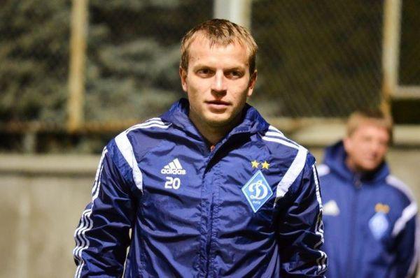 Oleg Gusev в Динамо Киев фото