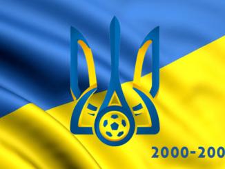 История сборная Украины 2000-2003