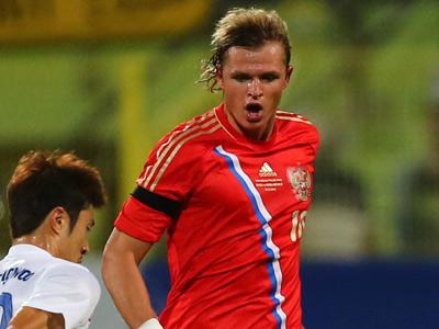 Дмитрий Тарасов в сборной России