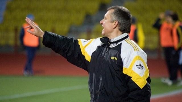 Leonid Kuchuk в Шерифе фото