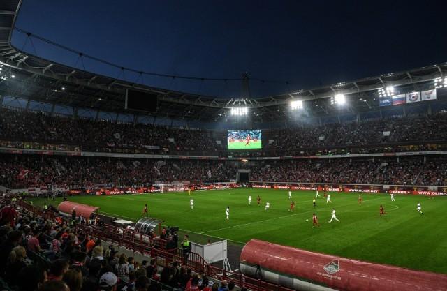Стадион Локомотив 2017