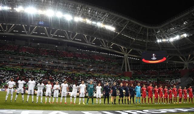 игра Рубин - Ливерпуль на Казань Арена фотография