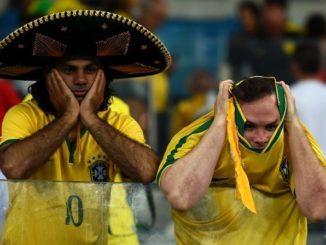 Бразилия Германия