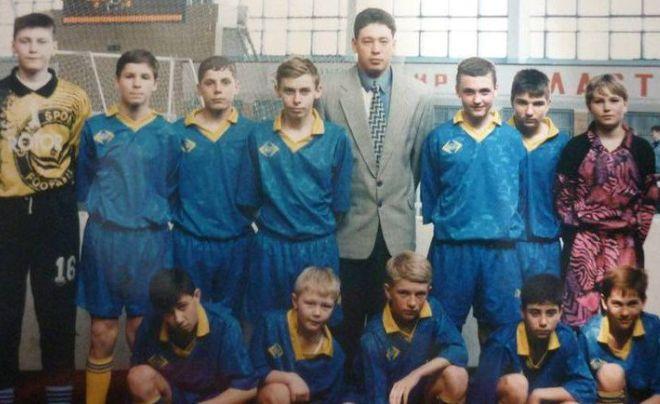 Леонид Слуцкий тренер Олимпии
