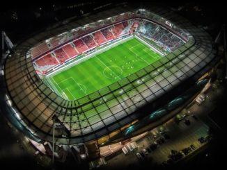Стадион Локомотив фото