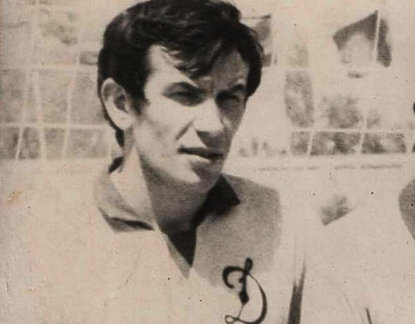 Гаджи Гаджиев в молодости