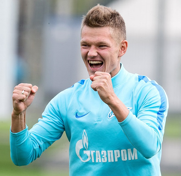 Oleg Shatov в Зените фото