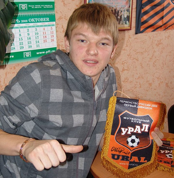 Молодой Oleg Shatov фото