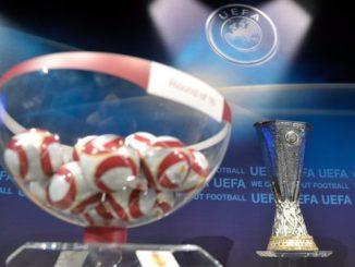 Лига Европы Заря Динамо Киев