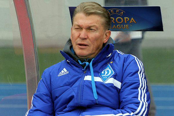 Блохин в Динамо Киев