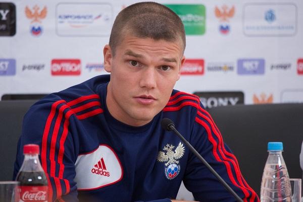 Денисов в сборной России