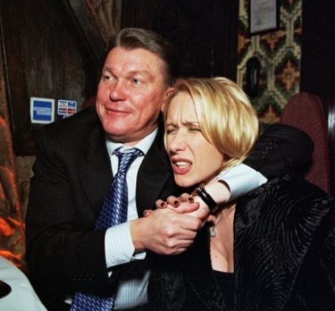 Олег Блохин семья