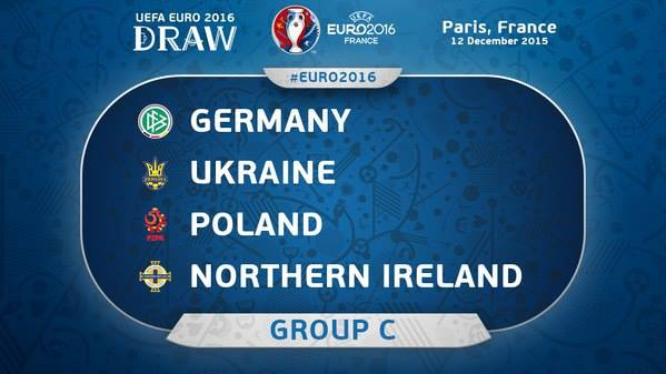 Группа С на ЕВРО-2016