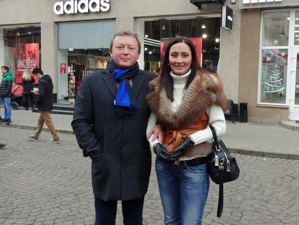Жена Владимира совместное фото