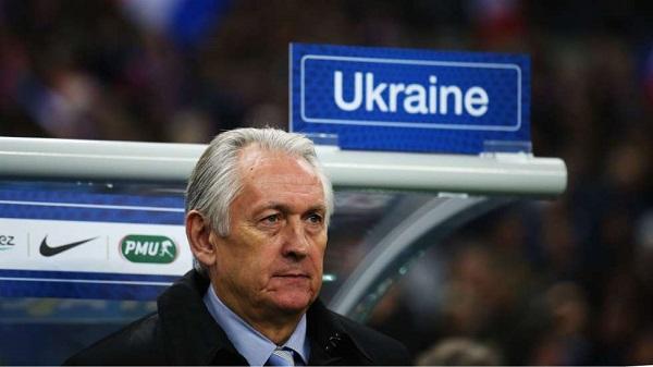 Сборная Украины квалификация ЕВРО-2016