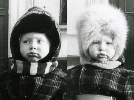 Березуцкие в детстве фото