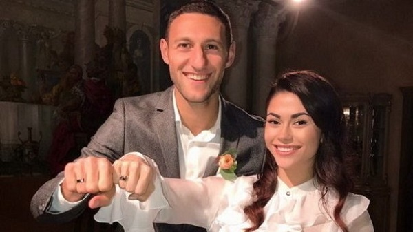 Свадьба Ивана Ордеца и Елизаветы