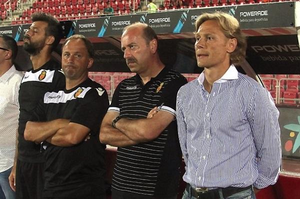 Valery Karpin тренер Мальорки фото