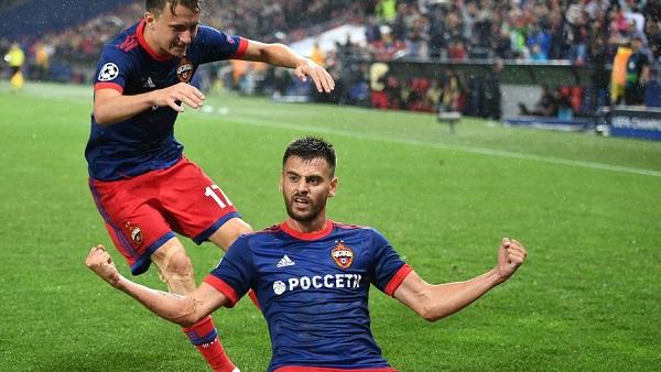 Georgy Schennikov в ЦСКА Москва фото