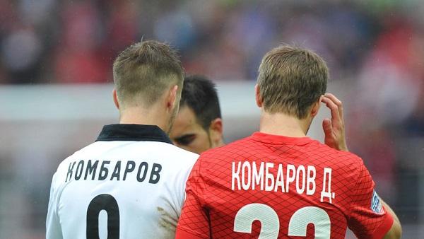 Kirill Kombarov в Торпедо фото