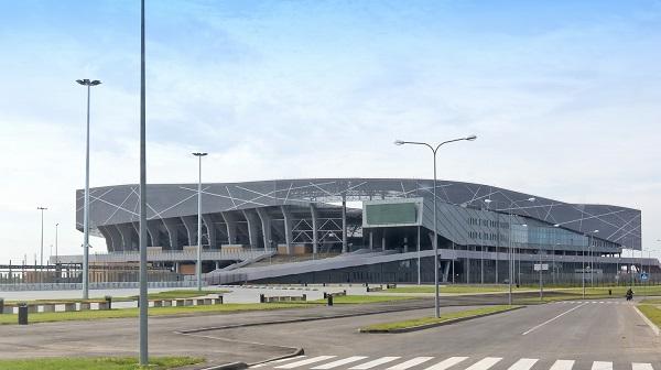 Stadion Arena Lvov фотография