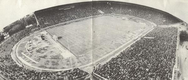Stadion 1970 год фотография