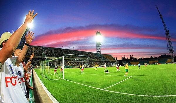 Kuban Krasnodar Stadium фотография