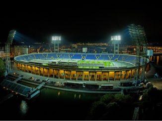 Стадион Петровский Санкт-Петербург - фото