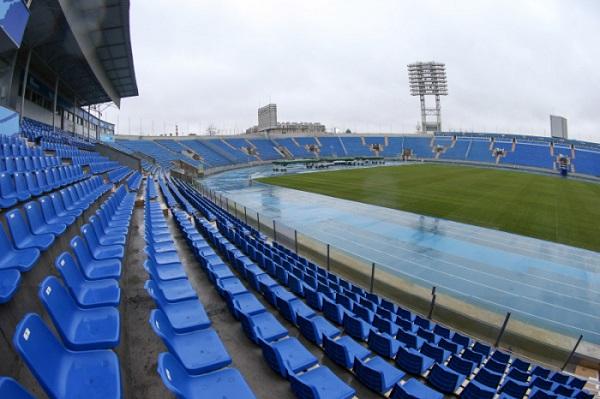 Petrovsky stadium после реконструкции фотография