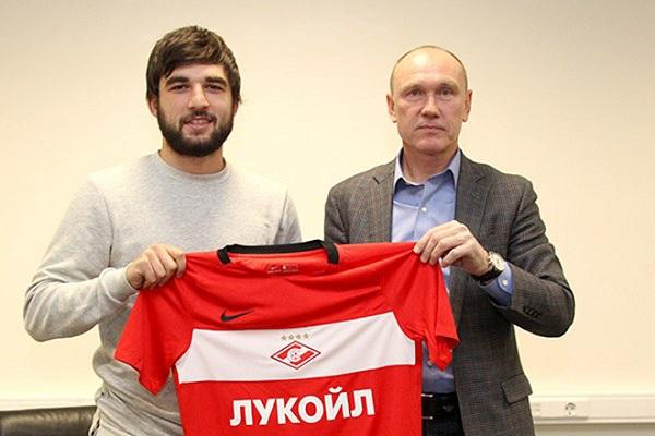 George в Спартак Москва фото