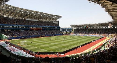 Stadium Akhmat Arena фотография