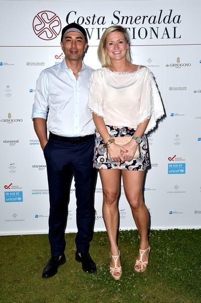 Ди Маттео с женой Зои
