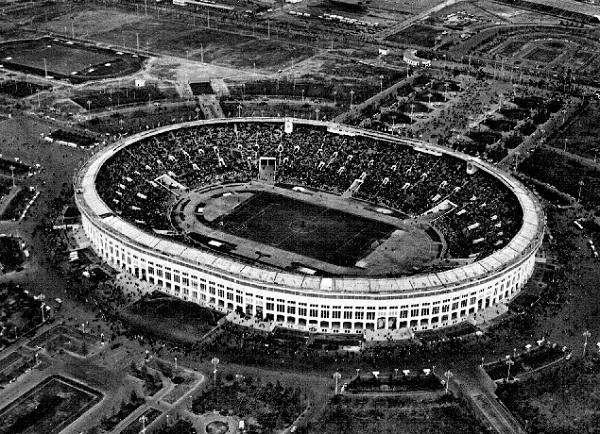 Luzhniki stadium в 60-х годах фото