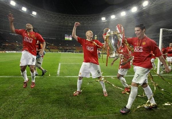 Финал Лиги Чемпионов в Лужниках