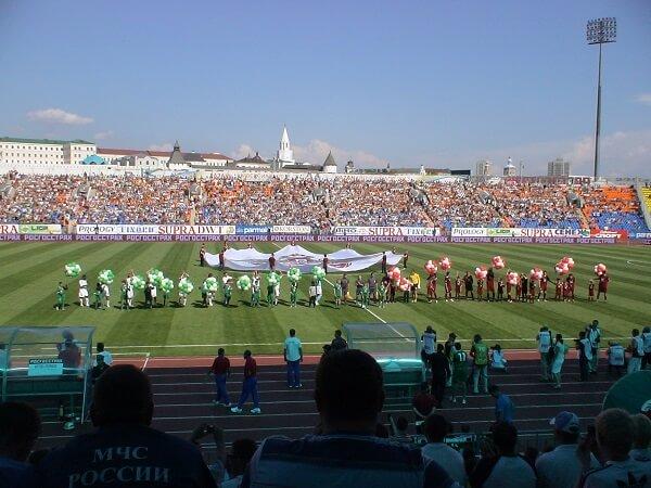 Central stadium в Республике Татарстан фотография