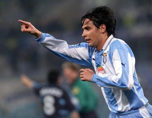 Simone Inzaghi в молодости фото